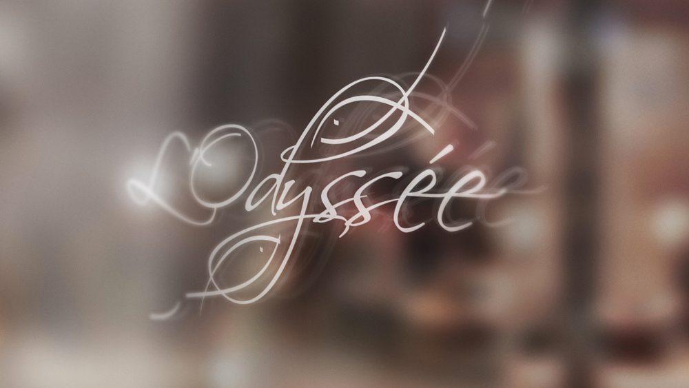 Logo • L'Odyssée restaurant
