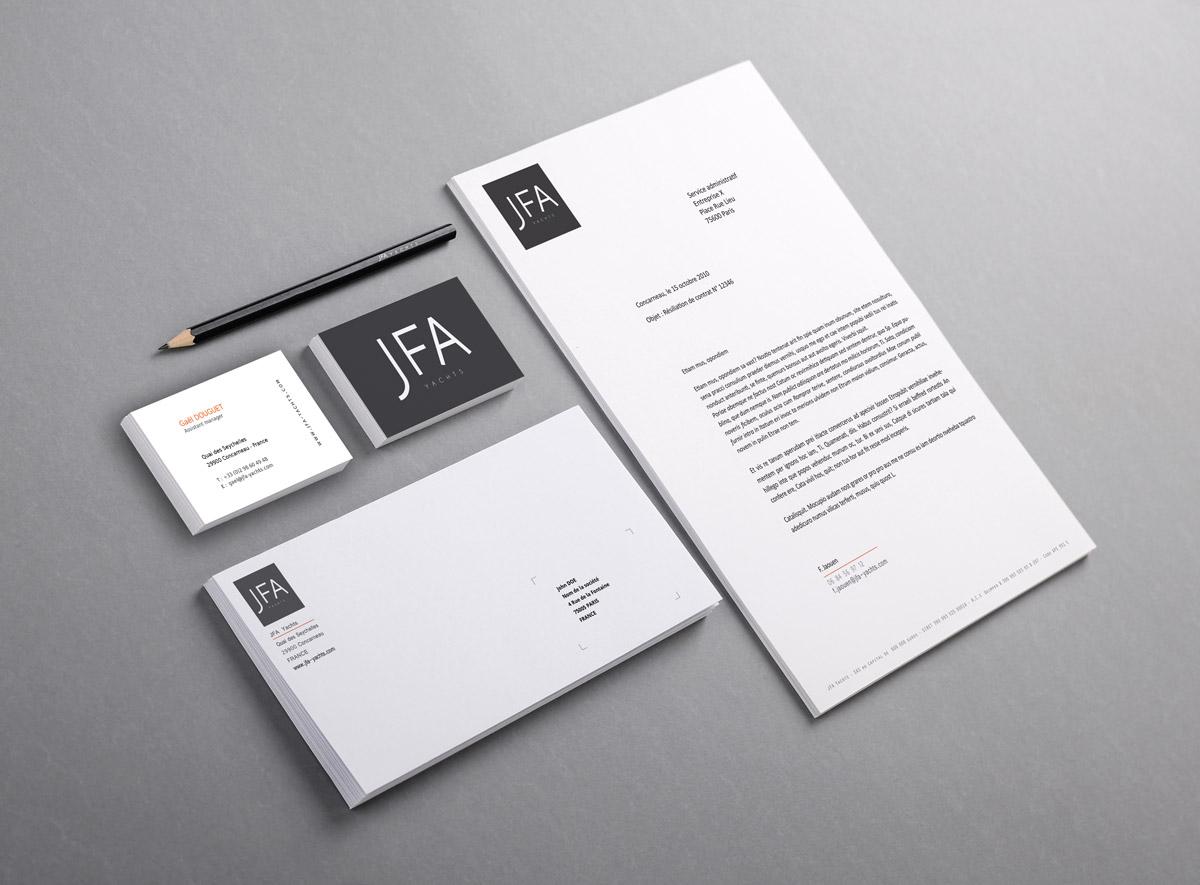 Logo • JFA Yachts