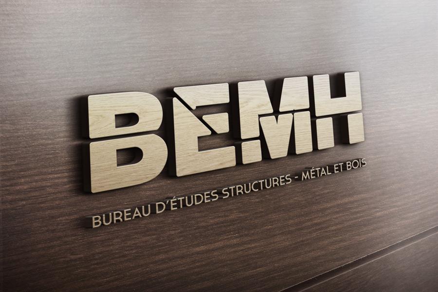 Logo signalétique • BEMH