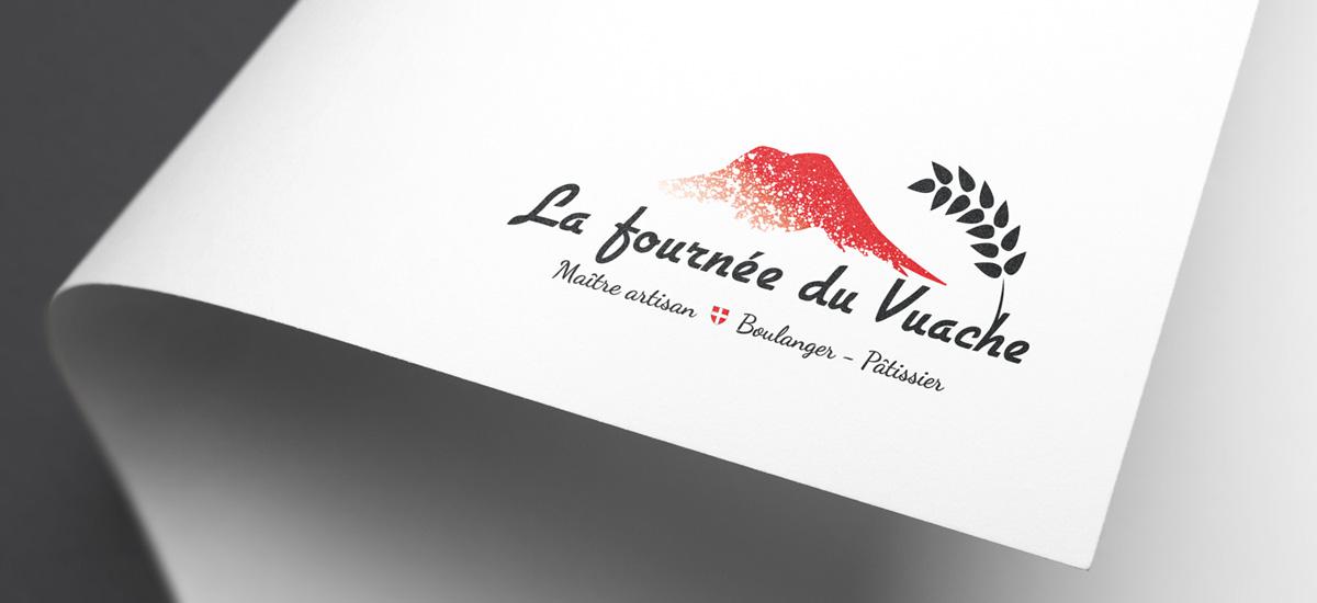 Logo • La fournée du Vuache