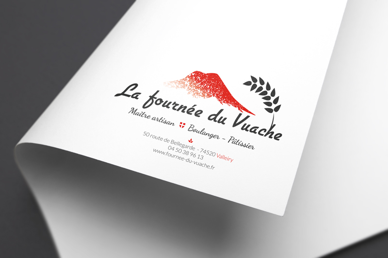 Logo full • Fournée du Vuache