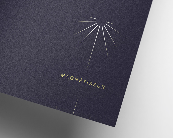 Logo • Magnétiseur
