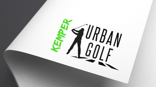 Logo • Kemper Urban Golf