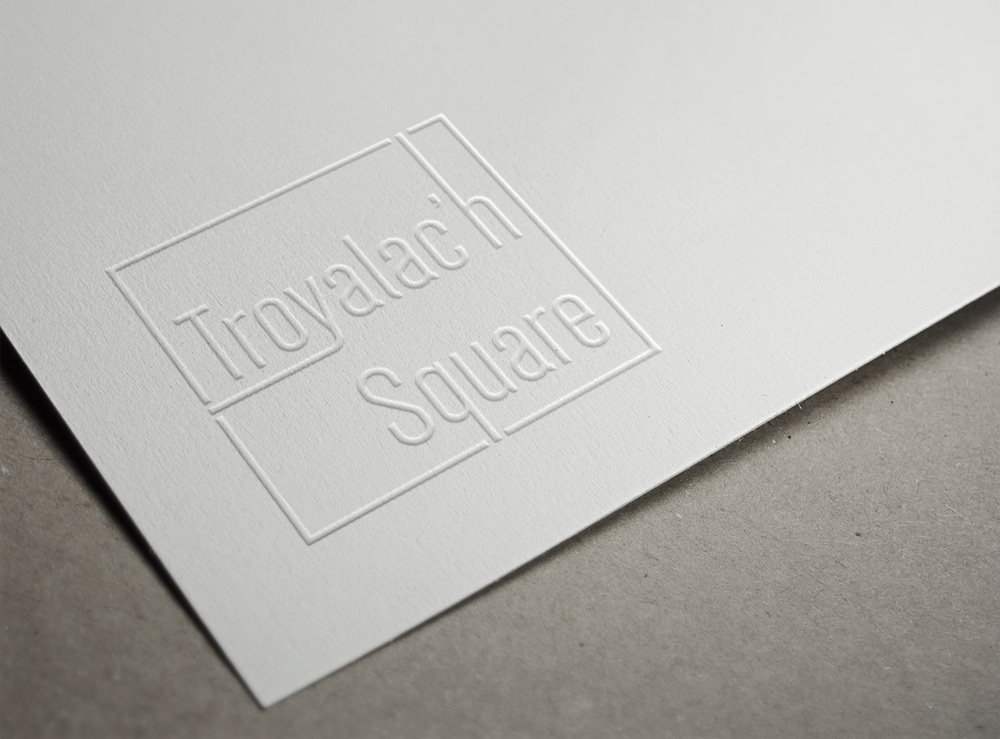 Logo • Troyalac'h Square