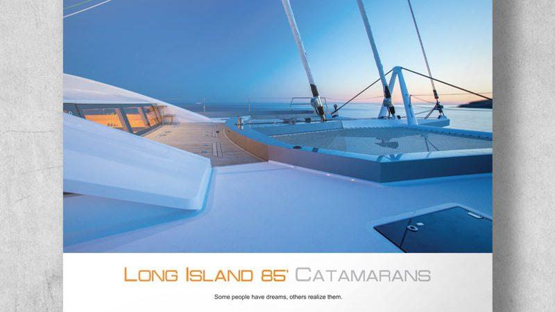 Publicités magazine • JFA Yachts