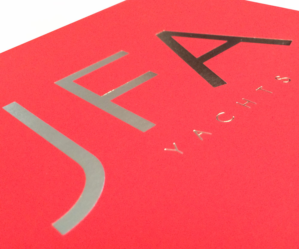 Cartes de vœux • JFA Yachts