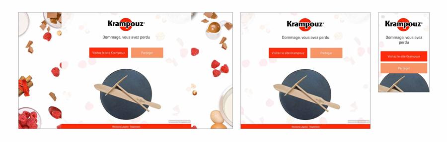 Jeu concours • Krampouz