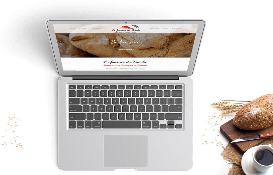 Site internet • La Fournée du Vuache