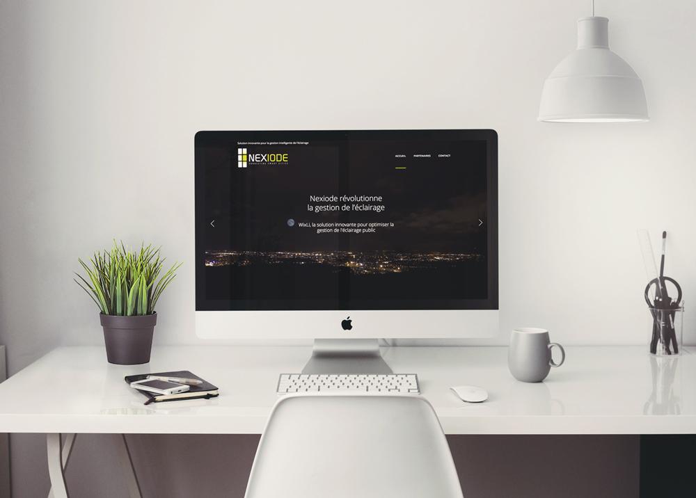 Site internet • Nexiode